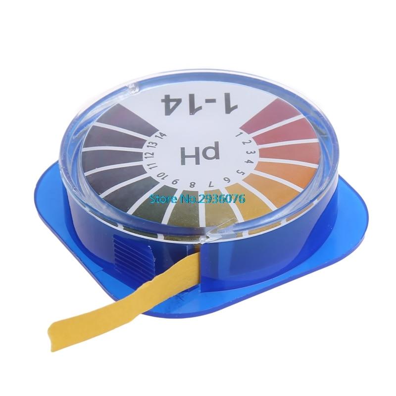 PH тест лакмусовая полоса 5 м.
