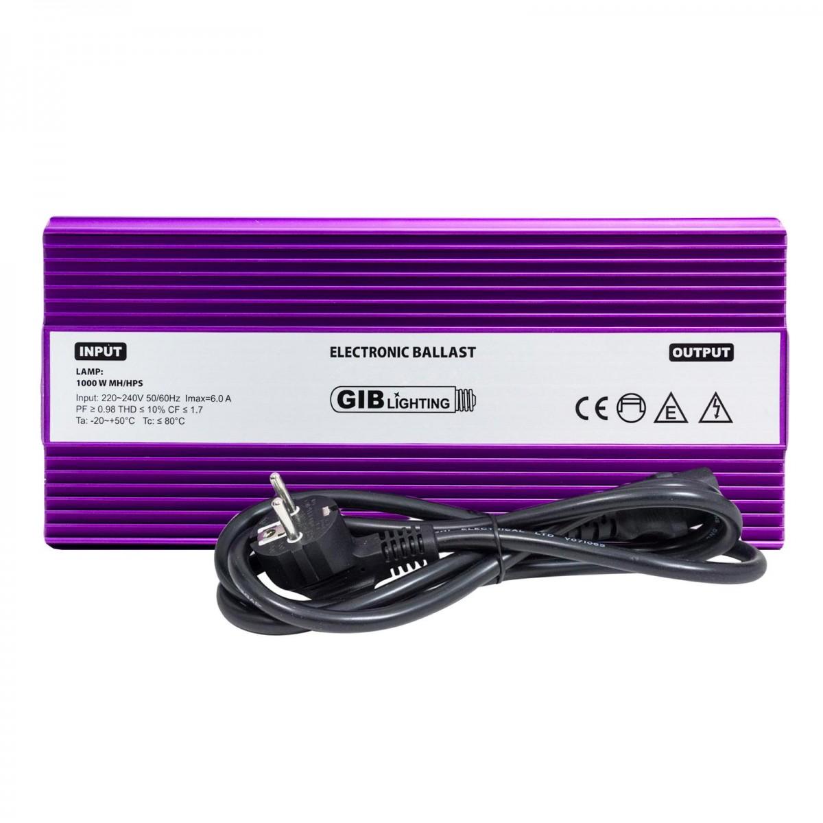 ЭПРА GIB Lighting NXE с регулятором 1000 Вт