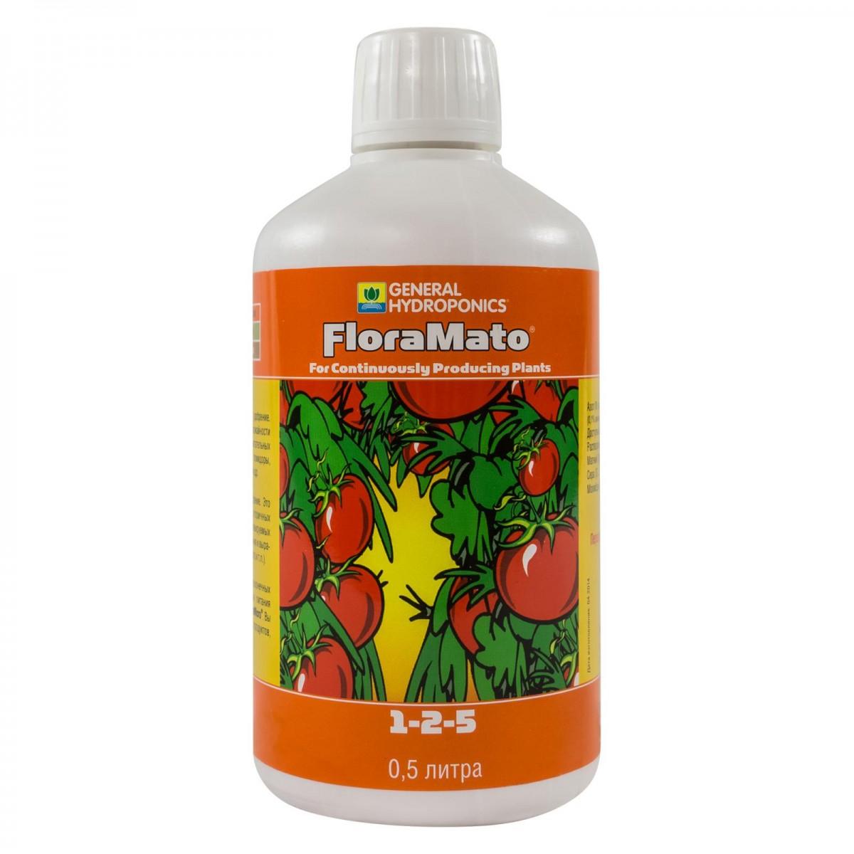 Минеральное удобрение FloraMato 500 мл