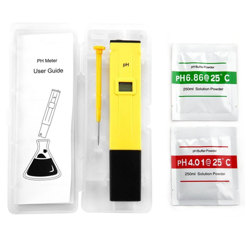 pH метр электронный Kelilong