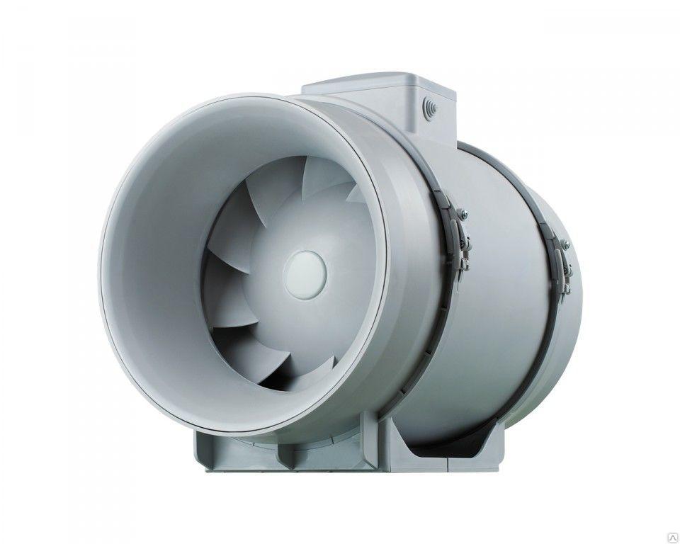 Канальный вентилятор VENTS ТТ ПРО 100, 210 м3