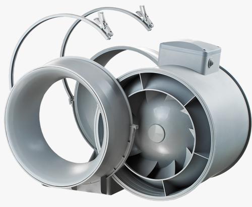Канальный вентилятор VENTS ТТ ПРО 150, 500 м3