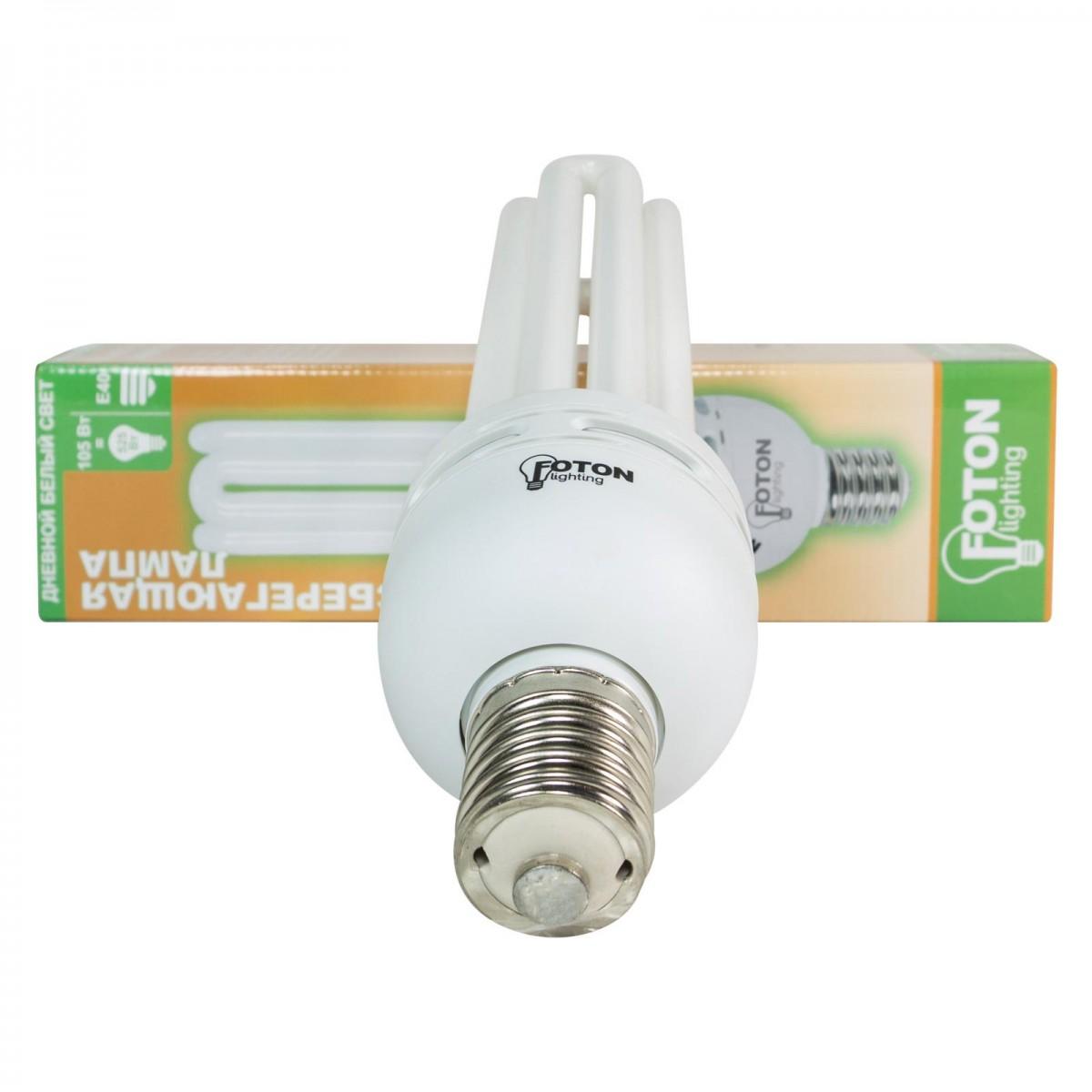 Лампа ЭСЛ Foton 105 Вт 6400K E40