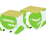 Кубик минеральной ваты 75x75x65 (Эковер)