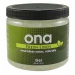 Нейтрализатор запаха ONA Gel Fresh Linen 500 гр.
