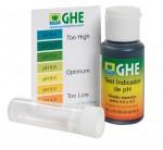 pH-тест GHE
